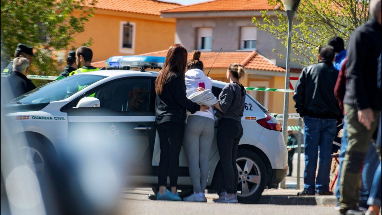 Tirotean a una mujer y a su hijo en un pueblo de Toledo.Joaquín Sabina, antes de tener que suspender su concierto
