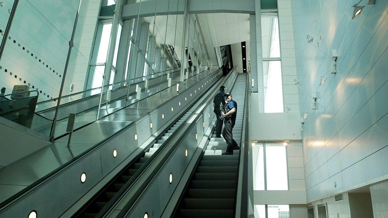 Foto de archivo del aeropuerto de Gatwick