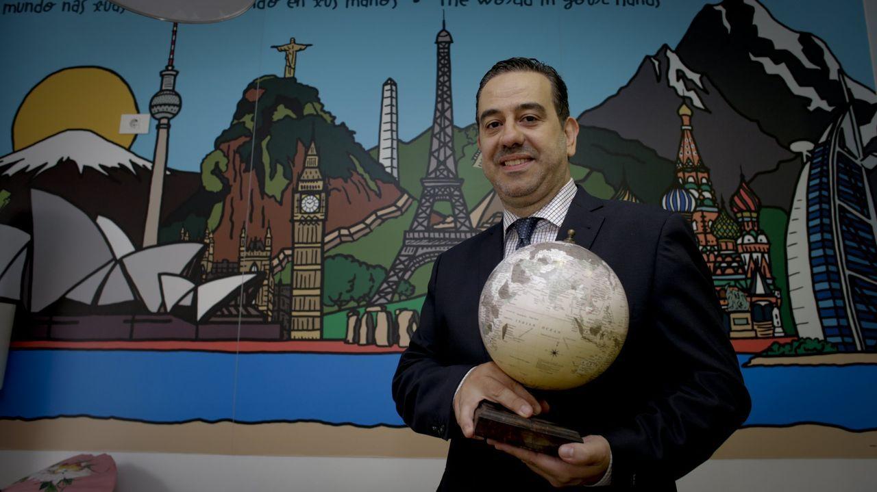 Agustín Vázquez, de Viajes Rai