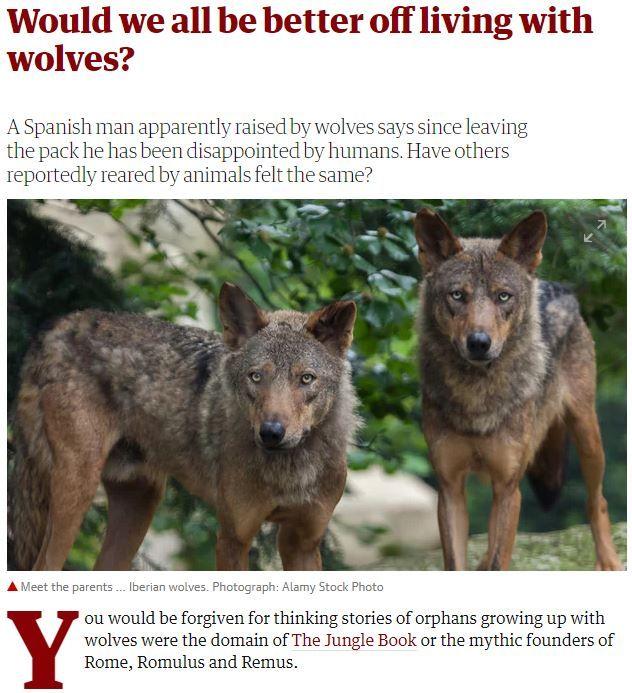 Captura de la noticia publicada por The Guardian en su edición digital este miércoles 11 de abril