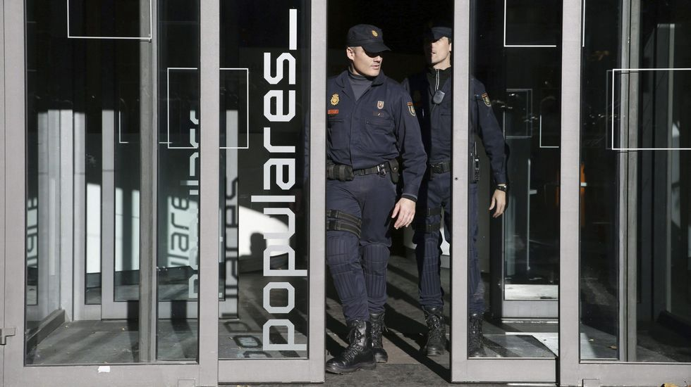 Barcenas acusa a Cospedal de formatear sus ordenadores.El extesorero del PP Luis Bárcenas, en una imagen de archivo