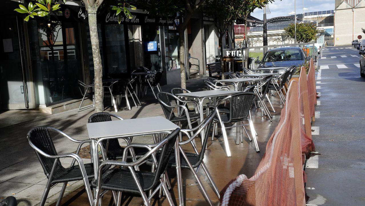 En el municipio de Xove está previsto realizar este domingo un cribado entre trabajadores de varios colectivos