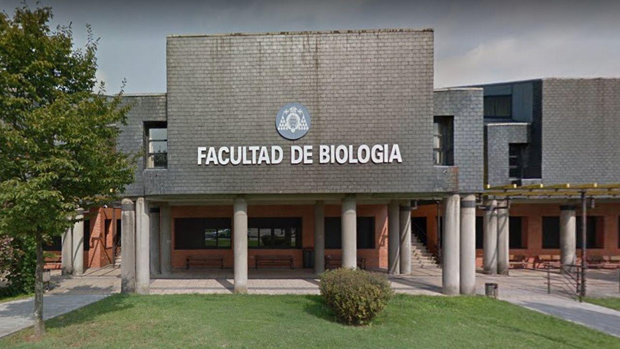 Facultad Biologia.Facultad de Biología de la Universidad de Oviedo