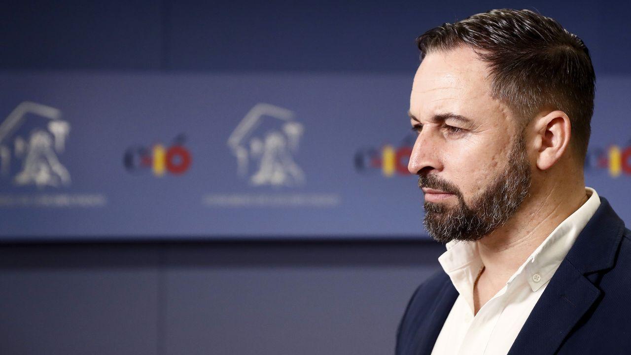 Santiago Abascal critica lo que considera  injerencias extranjeras  de Macron en la política española