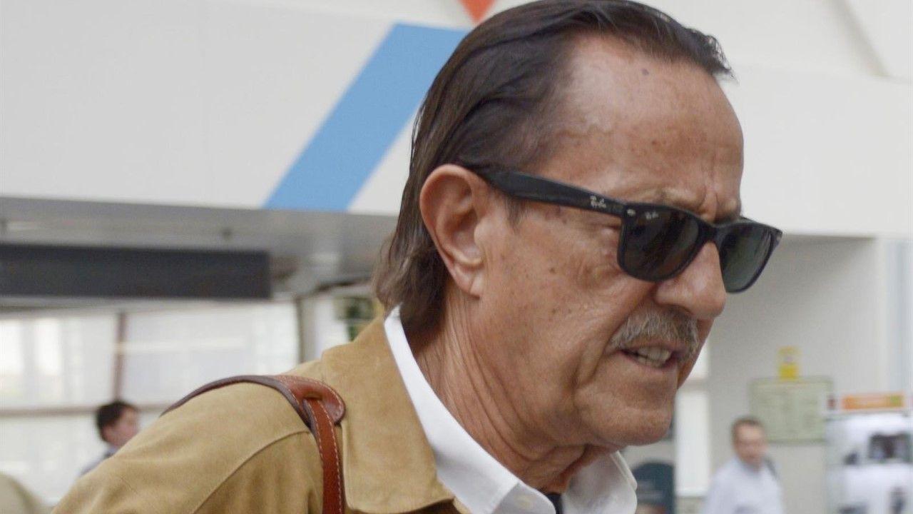 Llegada de Juan Antonio Roca a los juzgados para el nuevo juicio por irregularidades urbanísticas en Marbella, blanqueo de dinero y malversación
