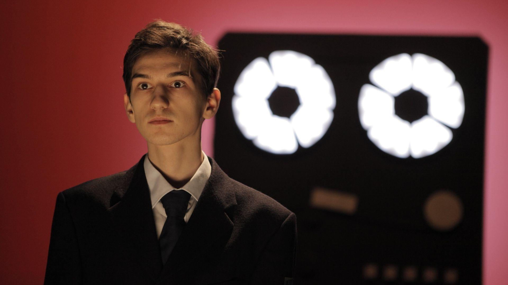 Fotograma de la película rumana «Uppercase Print»