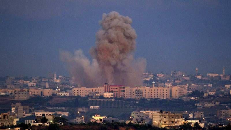 Alta tensión en la franja de Gaza