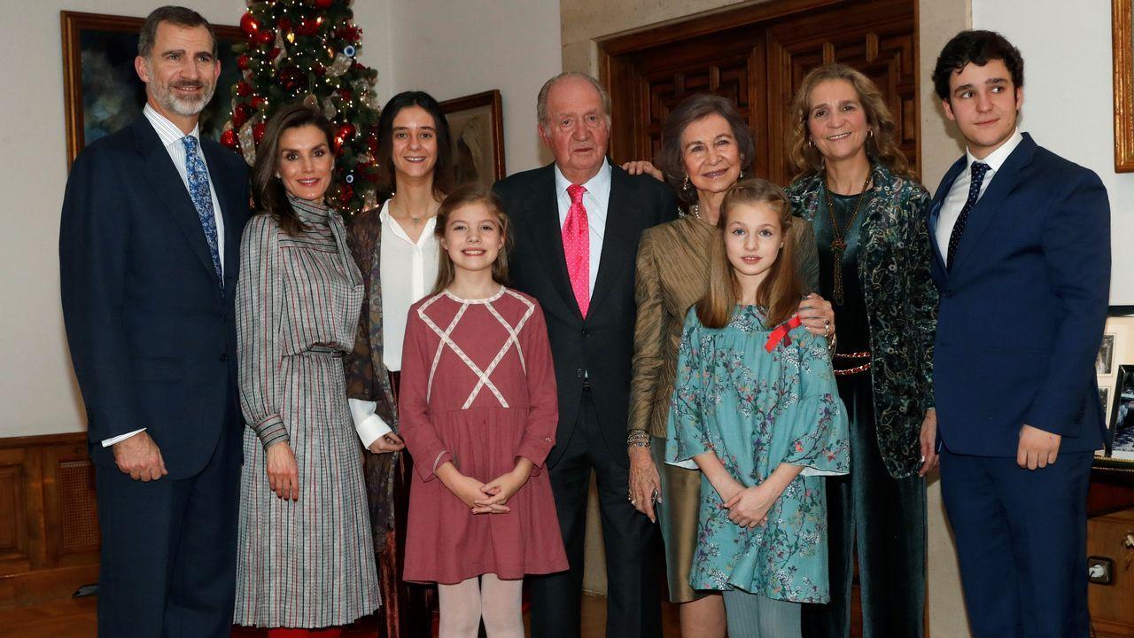 Felipe VI agradece a Don Juan Carlos su «compromiso» y «lealtad»