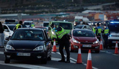Control de trafico en la tercera ronda