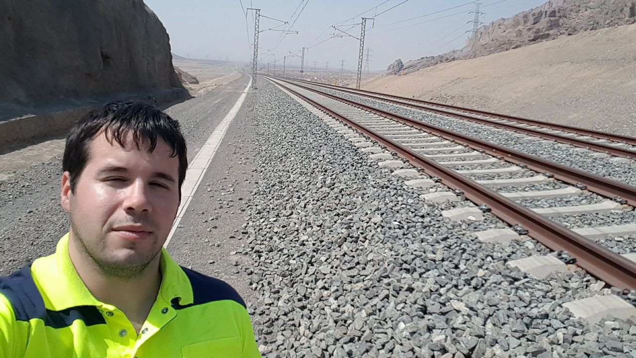 Recorremos la A-55, la autovía más peligrosa de España.José Luis Alperi