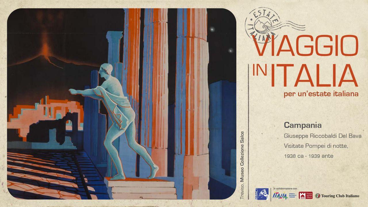 Visitate Pompei di notte, 1938 ca - 1939 ante