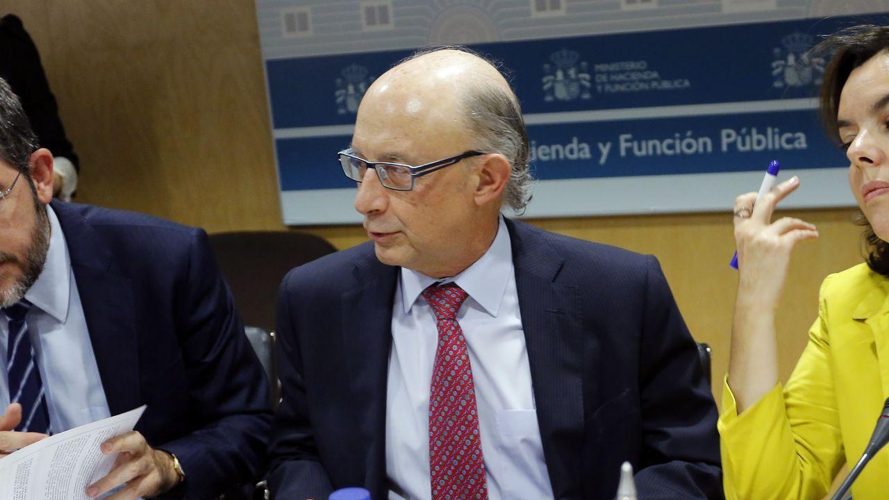 Soria cuenta en sus memorias inéditas que dimitió por las amenazas de Montoro
