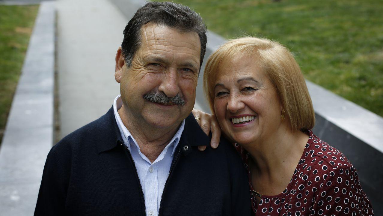 José Antonio López y Pilar Castro
