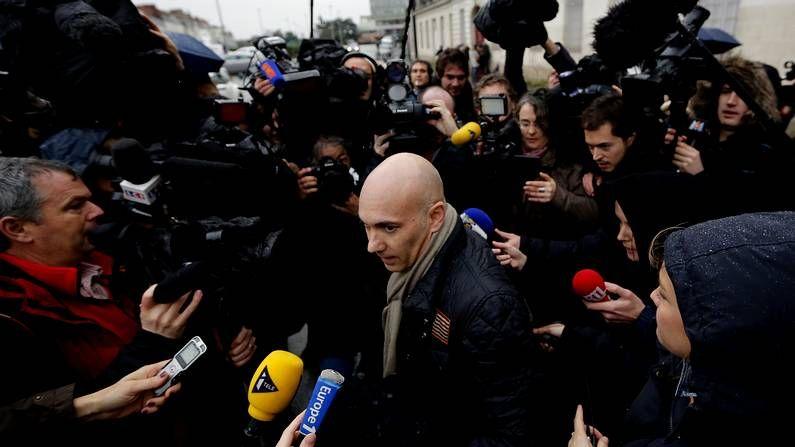 Encuentro en el Vaticano entre el Papa y Hollande.El abogado de Dieudonné a la salida del juzgado de Nantes