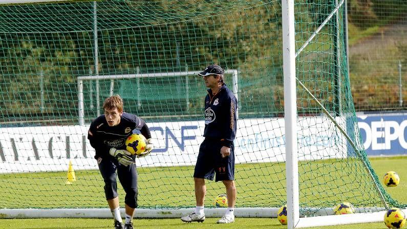 El filial del Real Madrid no consiguió remontar el gol de Marchena, marcado en el minuto 14, y terminó cayendo por 2-0.