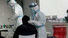 Cribado masivo para el diagnóstico del covid-19 en A Coruña