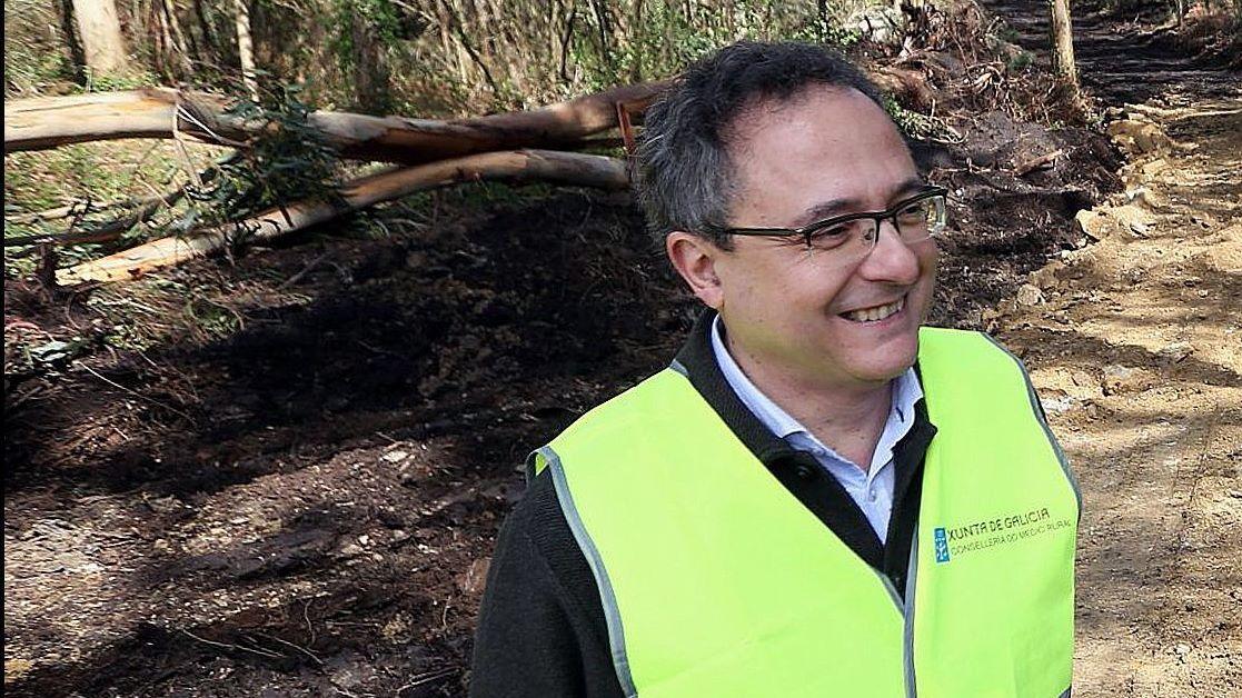 Miguel Pérez Dubois, director xeral de Desenvolvemento Rural