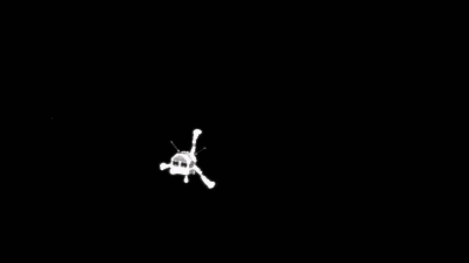 Las increíbles Hololens de Microsoft.Fotografía facilitada por la Agencia Espacial Europea (ESA) que muestra el lanzamiento del módulo Philae sobre el cometa 67P/ Churyumov-Gerasimenko