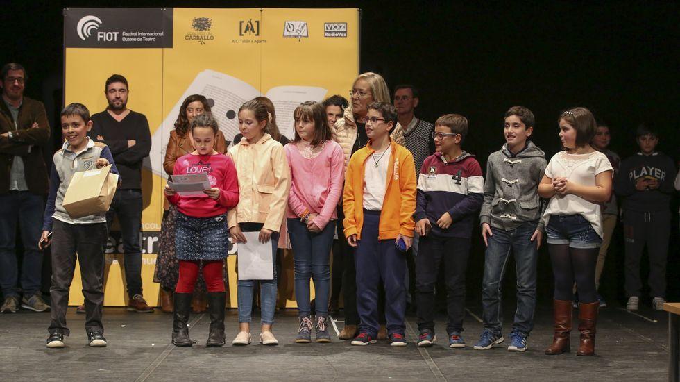 La final del certamen de teatro leído Xosé Manuel Eirís, en imágenes.En la Domus coruñesa puede contemplarse una versión de la «Gioconda», de Leonardo da Vinci, realizada con más de diez mil fotografías de personas de 110 países