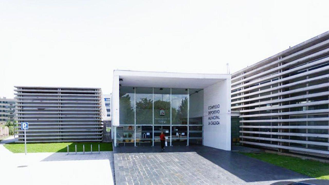 Centro deportivo municipal La Calzada