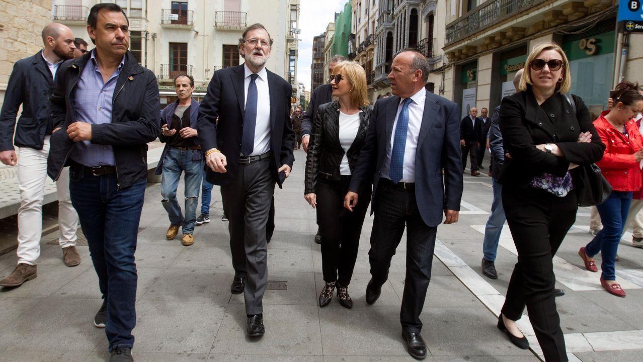 Rajoy, este viernes en Zamora en su primer acto de la campaña de las municipales