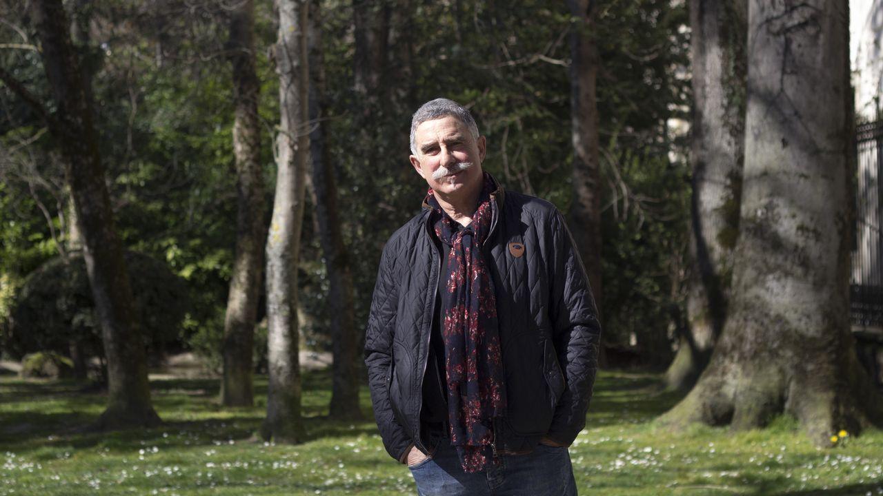 vitoria.Luis Andrés Orive es el director del Centro de Estudios Ambientales (CEA), clave en el desarrollo medioambiental y en el plan de movilidad. «Más del 50 % del presupuesto anual del CEA es para la educación ambiental», destaca. Vitoria tiene un anillo verde de 35 kilómetros de perímetro y mil hectáreas que rodea la urbe