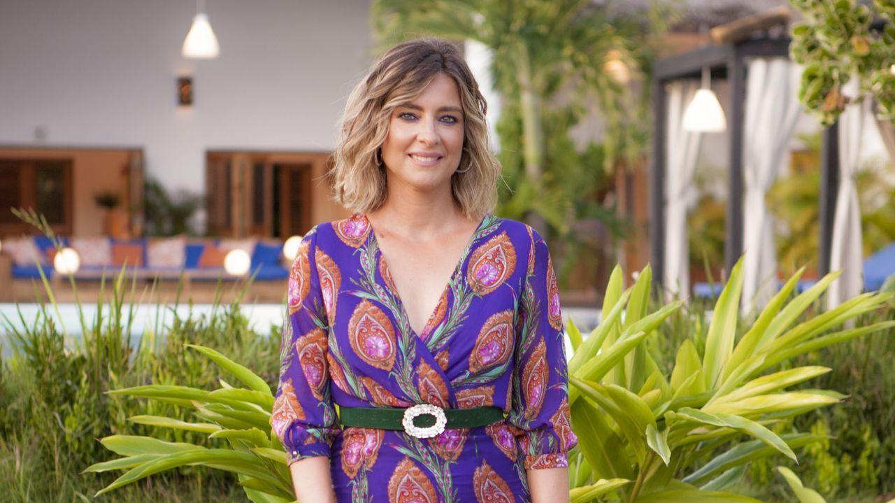 Sandra Barneda presenta  La isla de las tentaciones