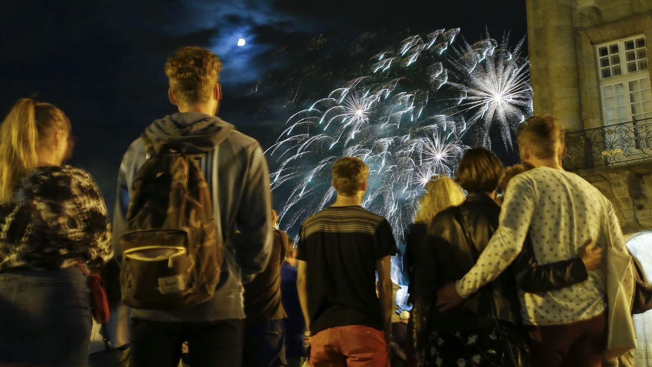 El fin de fiesta del Apóstolo 2017