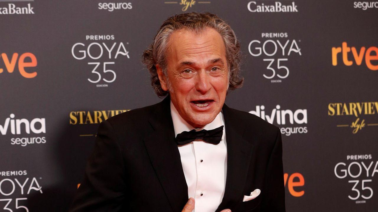 El actor José Coronado.