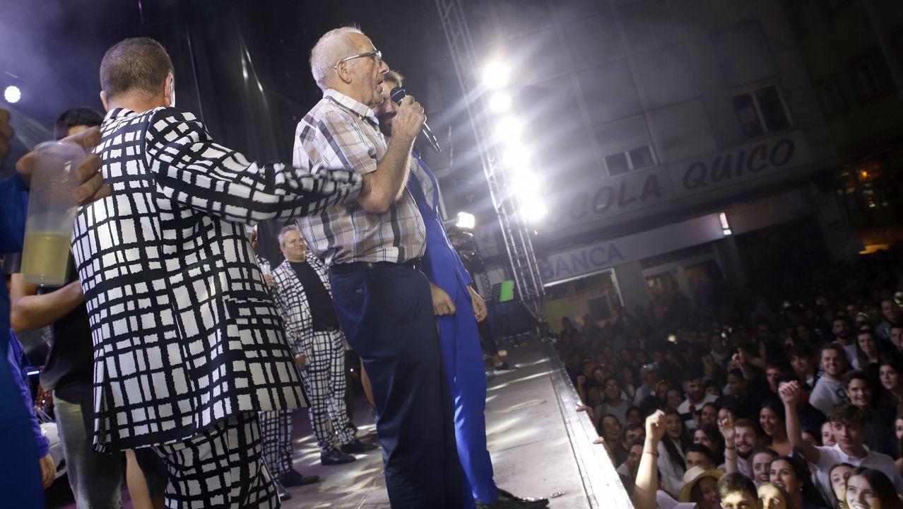 FESTAS DA GUADALUPE, A NOITE DA RIANXEIRA