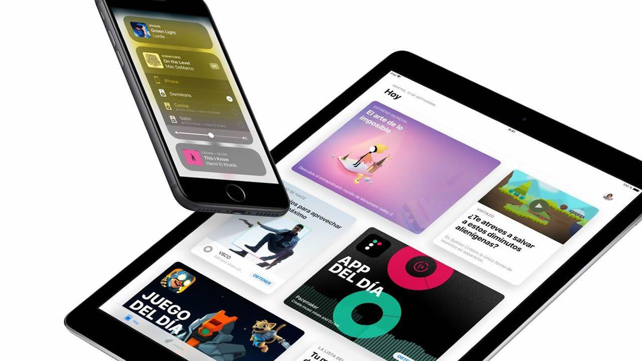 Las imágenes de la WWDC 2018 de Apple.Alumnos de primero de ESO de Maristas