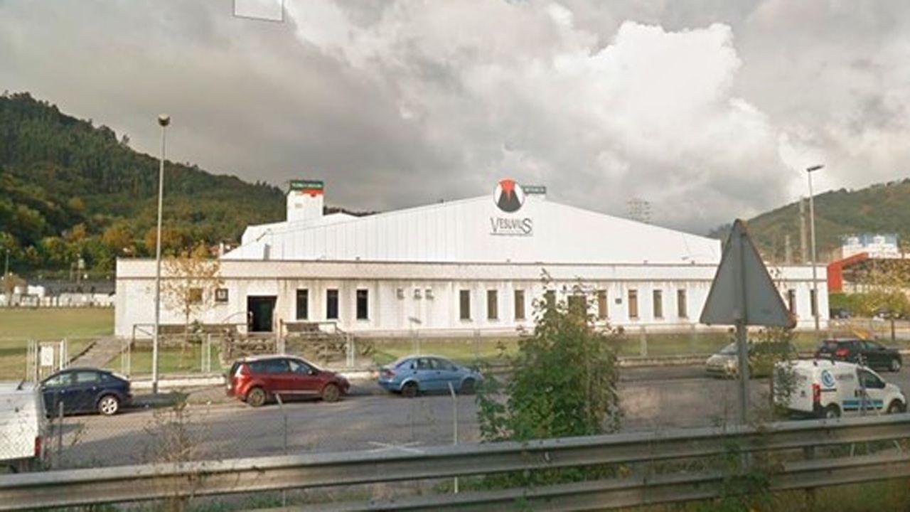 La fábrica de Vesuvius