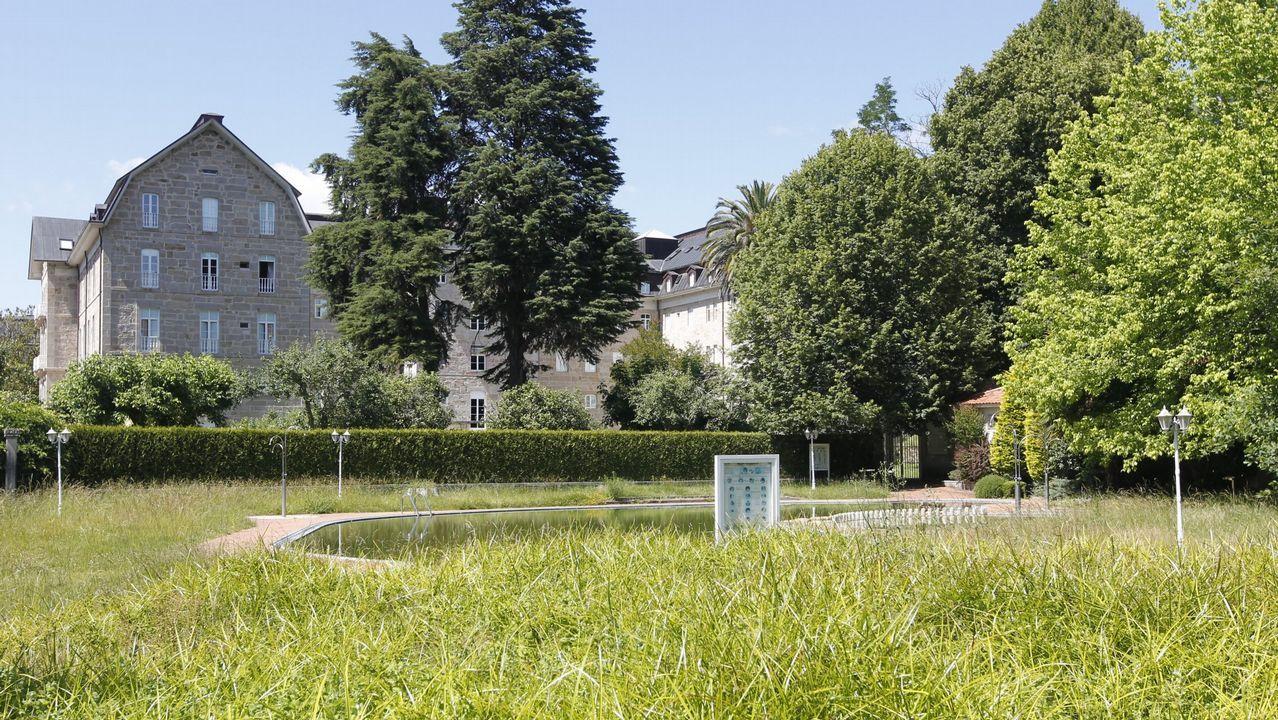 Jardines de Mondariz