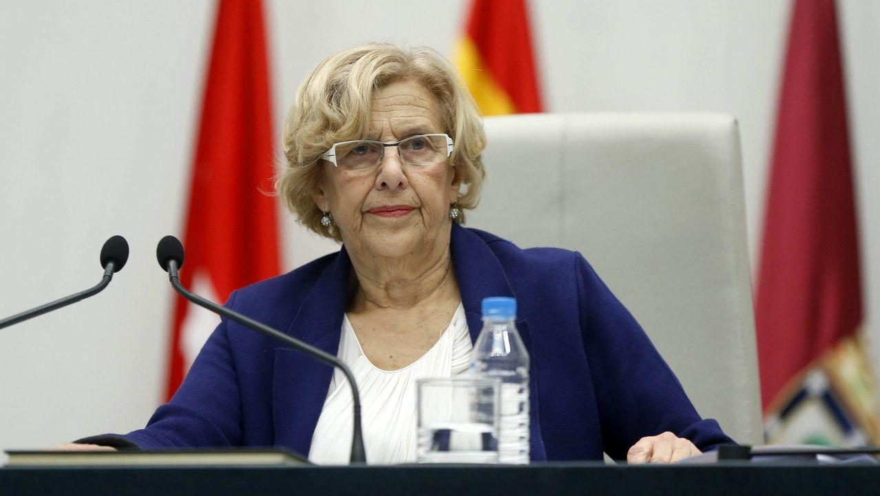 El 39 aniversario de la Constitución española.El ministro de Hacienda en funciones, Cristóbal Montoro