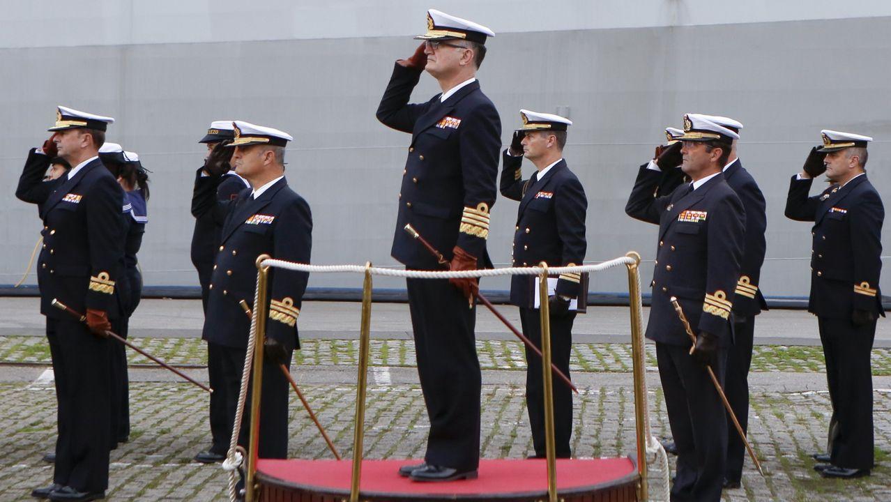 Las autoridades militares holandesas muestran la trama de espías rusos desmantelada
