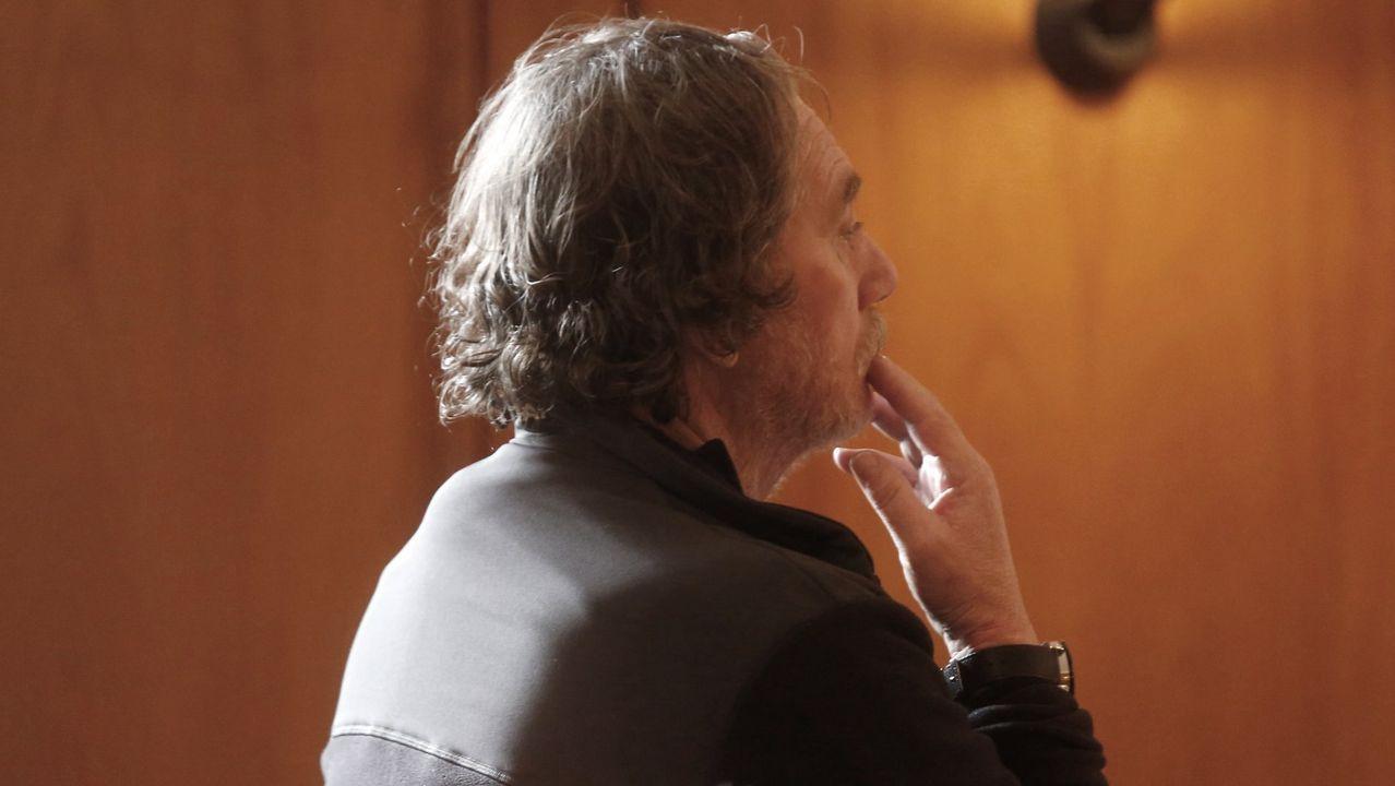 Sito Miñanco, en un juicio por blanqueo de capitales