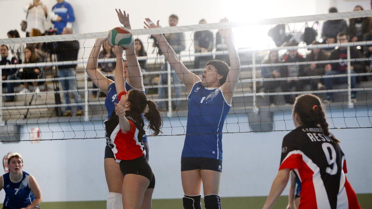 Calasancias. Voleibol