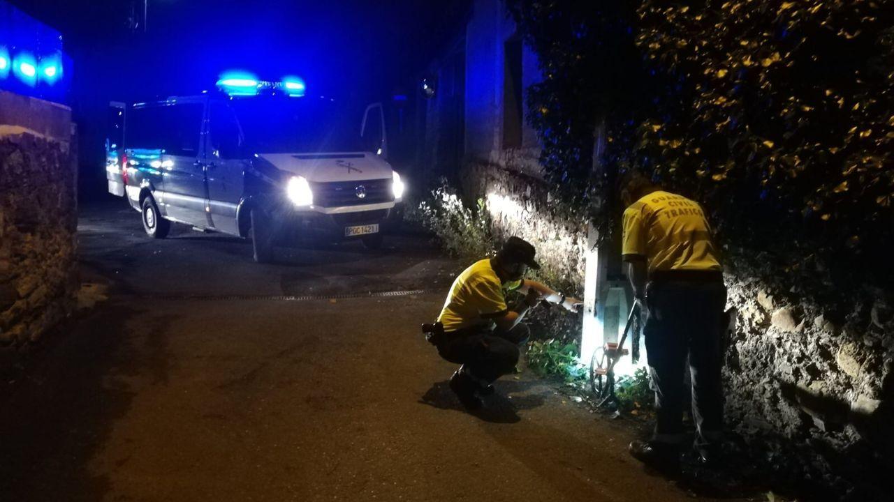 La Guardia Civil descartó que el motorista, de 40 años, hubiese consumido drogas o alcohol