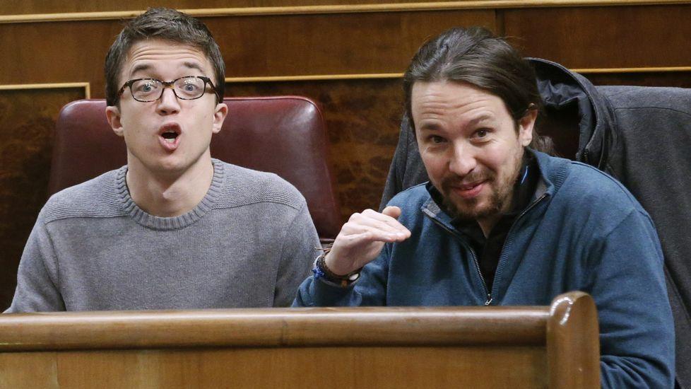 Pablo Iglesias amenaza con marcharse si sus tesis pierden en Vistalegre