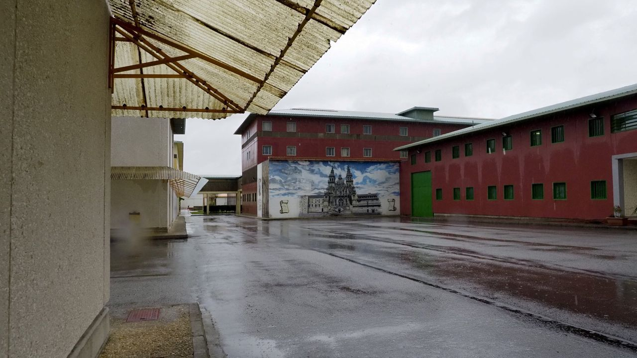 Imagen de archivo de la cárcel de Teixeiro