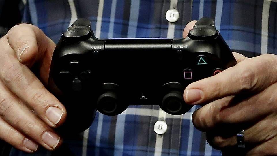 El mando de la nueva PS4
