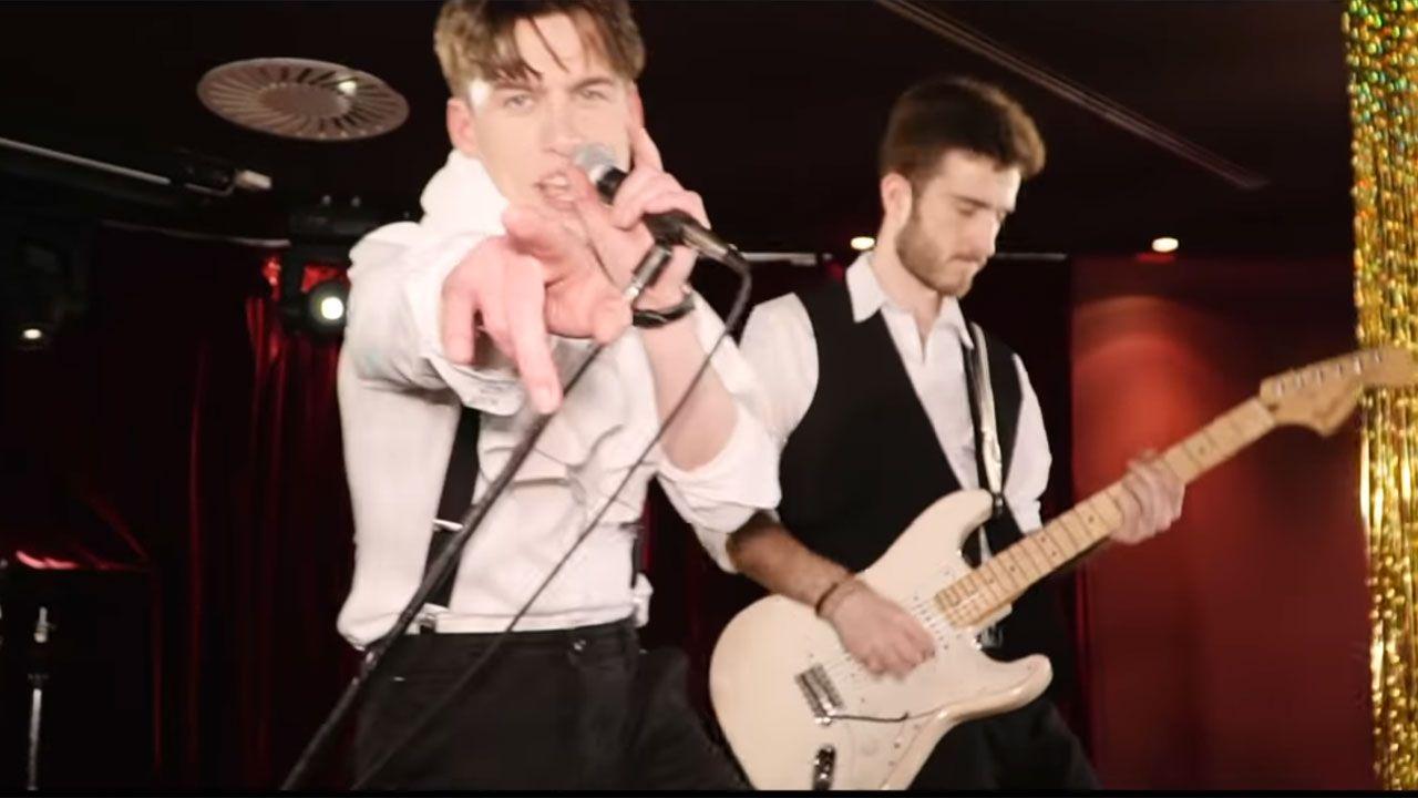 «Old Fame», el nuevo videoclip de Staytons.ALASKA EN EL PROGRAMA CON UN ELECTRODUENDE