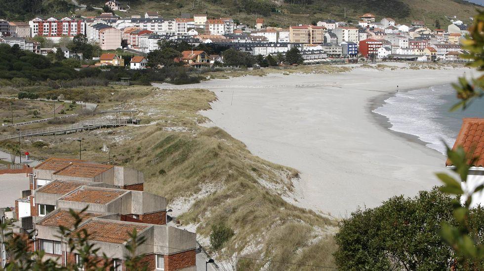 La Xunta, dijo Feijoo, debe garantizar que As Catedrais sean visitadas y no degradadas.