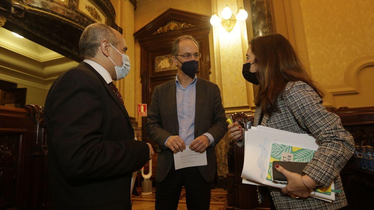 En directo: Sigue el pleno del Ayuntamiento de A Coruña