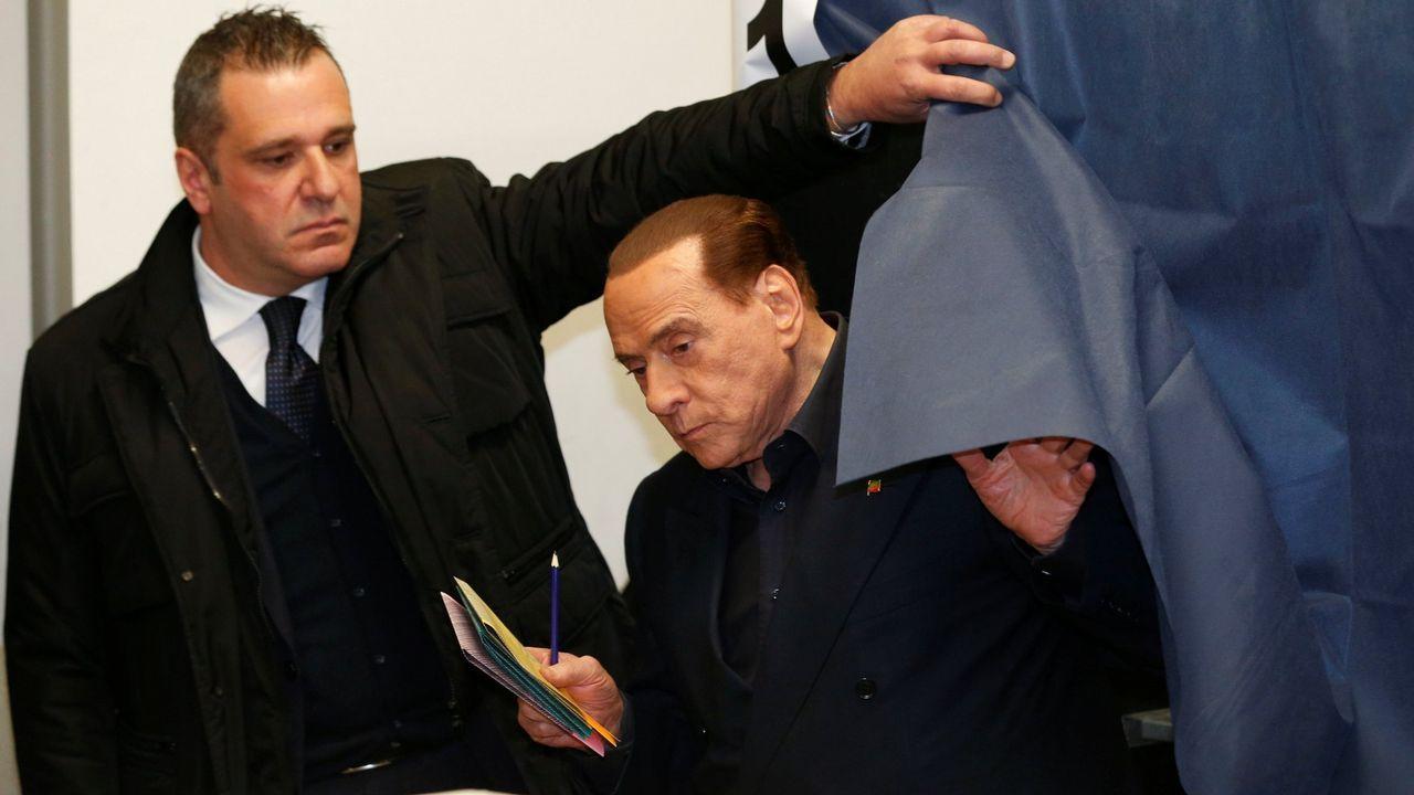 El populista Di Maio en el Palacio del Quirinal