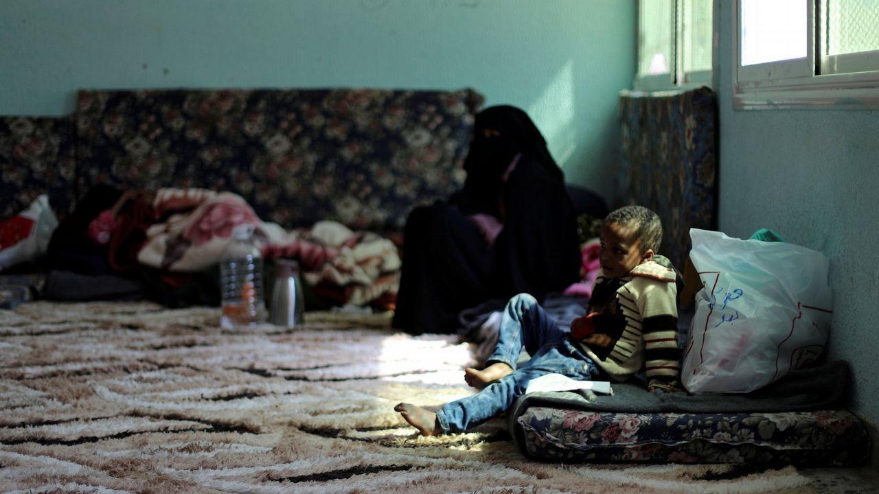 Imágenes de uno de los terroristas suicidas de Sri Lanka poco antes de provocar la masacre.La ofensiva de Haftar sobre Trípoli ha provocado 16.000 desplazados internos