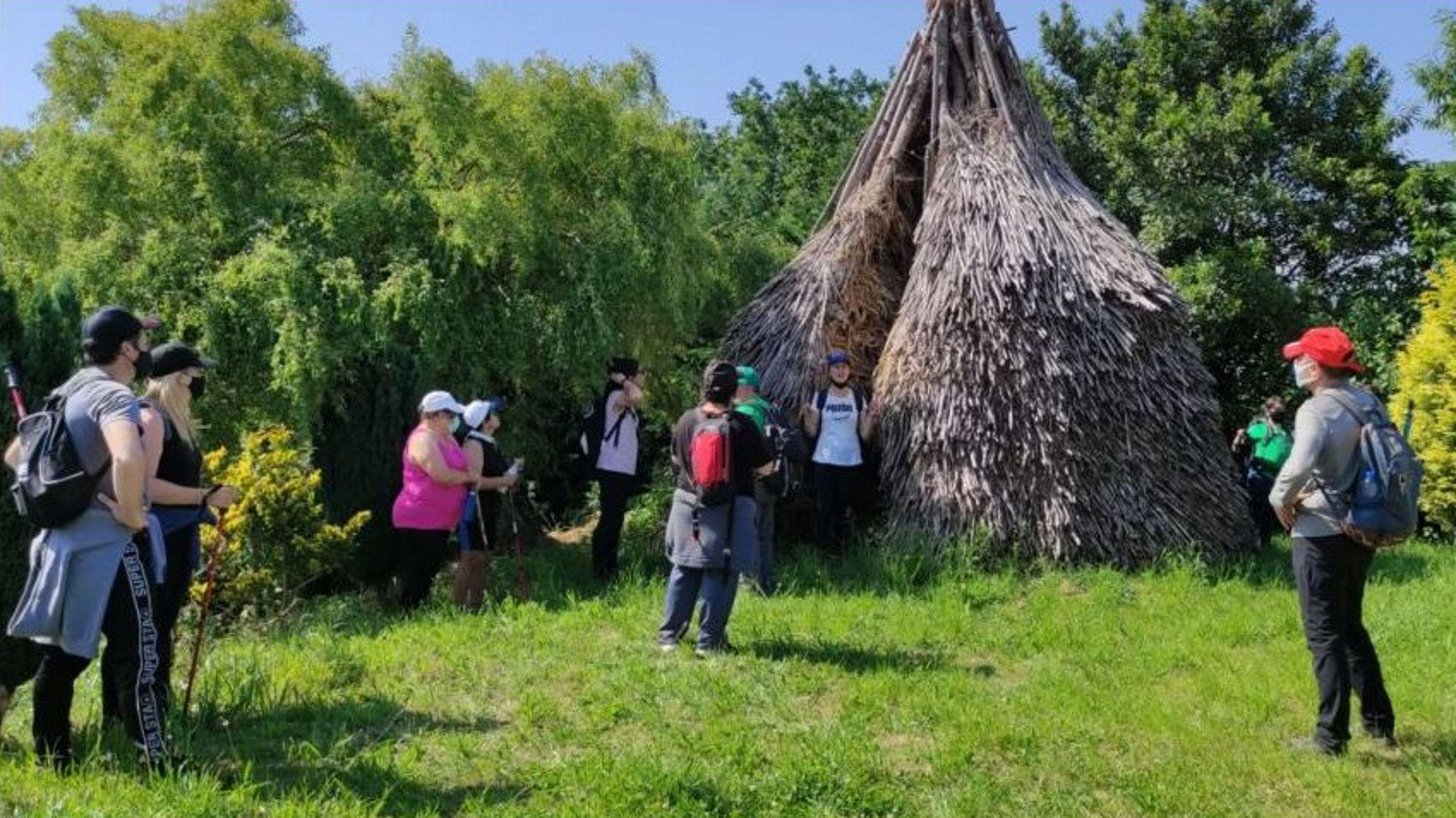 Echaron a andar las jornadas Parque do Megalitismo ¡Las imágenes!.Una imagen de archivo de la Festa da Familia