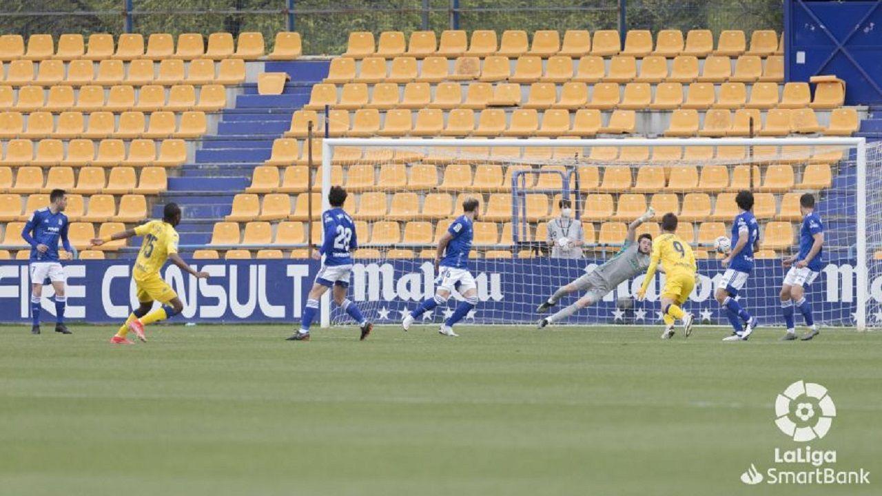 gol Nwakali Alcorcon Real Oviedo Santo Domingo.Nwakali bate a Femenías en el Alcorcón - Real Oviedo