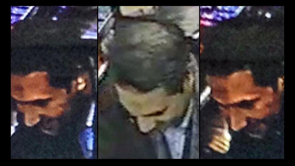 Fotografías de Najim Laachraoui, presunto responsable de los atentados de París
