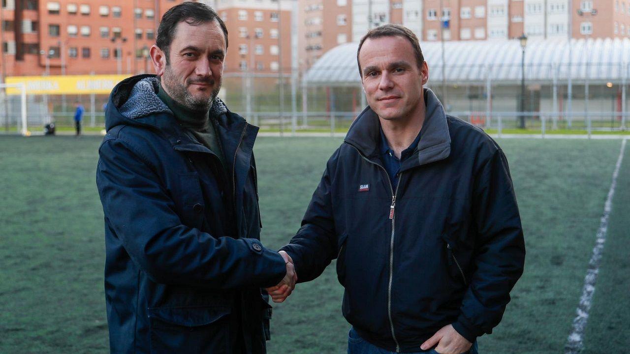 José Moro y Javier Martino